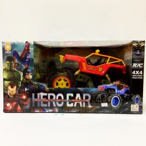 Crawler Herocar Iron Man